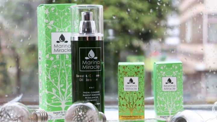 marina miracle - Review | Marina Miracle | Een wonder voor de huid in de winter