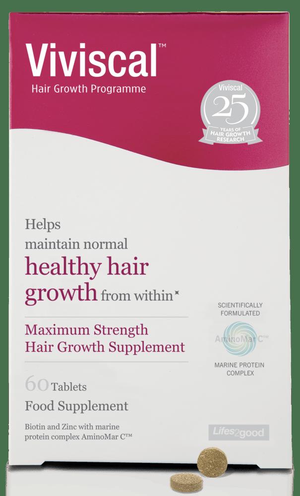 vmax 60s carton ukcr - Van dun uitvallend haar naar een lekker gezonde bos is niet onmogelijk!