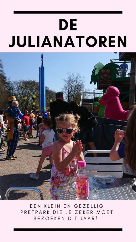 de julianatoren - Superleuke Lenteweken bij Kinderpretpark Julianatoren