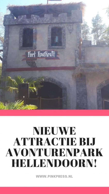 pretpark hellendoorn - Nieuwe attractie bij Avonturenpark Hellendoorn!