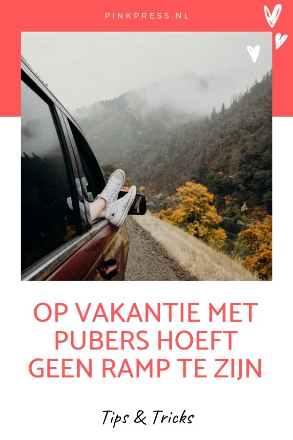 reizen met kinderen - Kamperen met pubers | 5 survival tips voor ouders