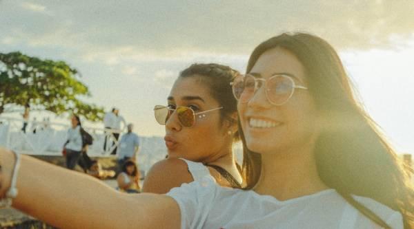 selfie maken - Je leven vastleggen met je telefoon