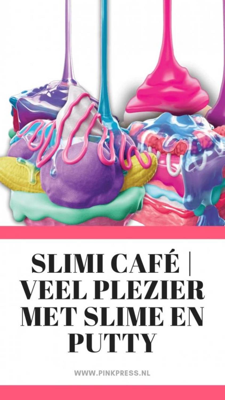 slimi cafe - Slimi Café | veel plezier met Slime en Putty