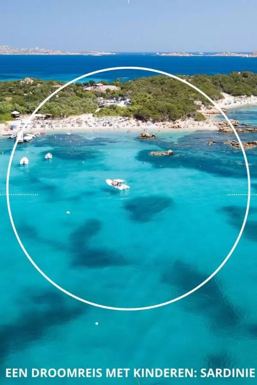 een droomreis met kinderen sardinie 1 - 5x Waarom Sardinië niet mag missen op de bucketlist!