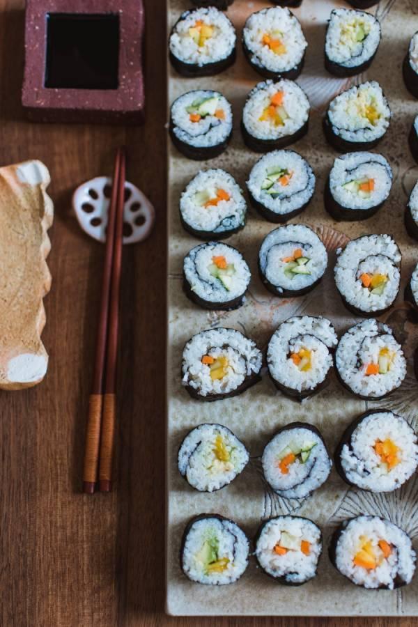 zelf makkelijk sushi maken