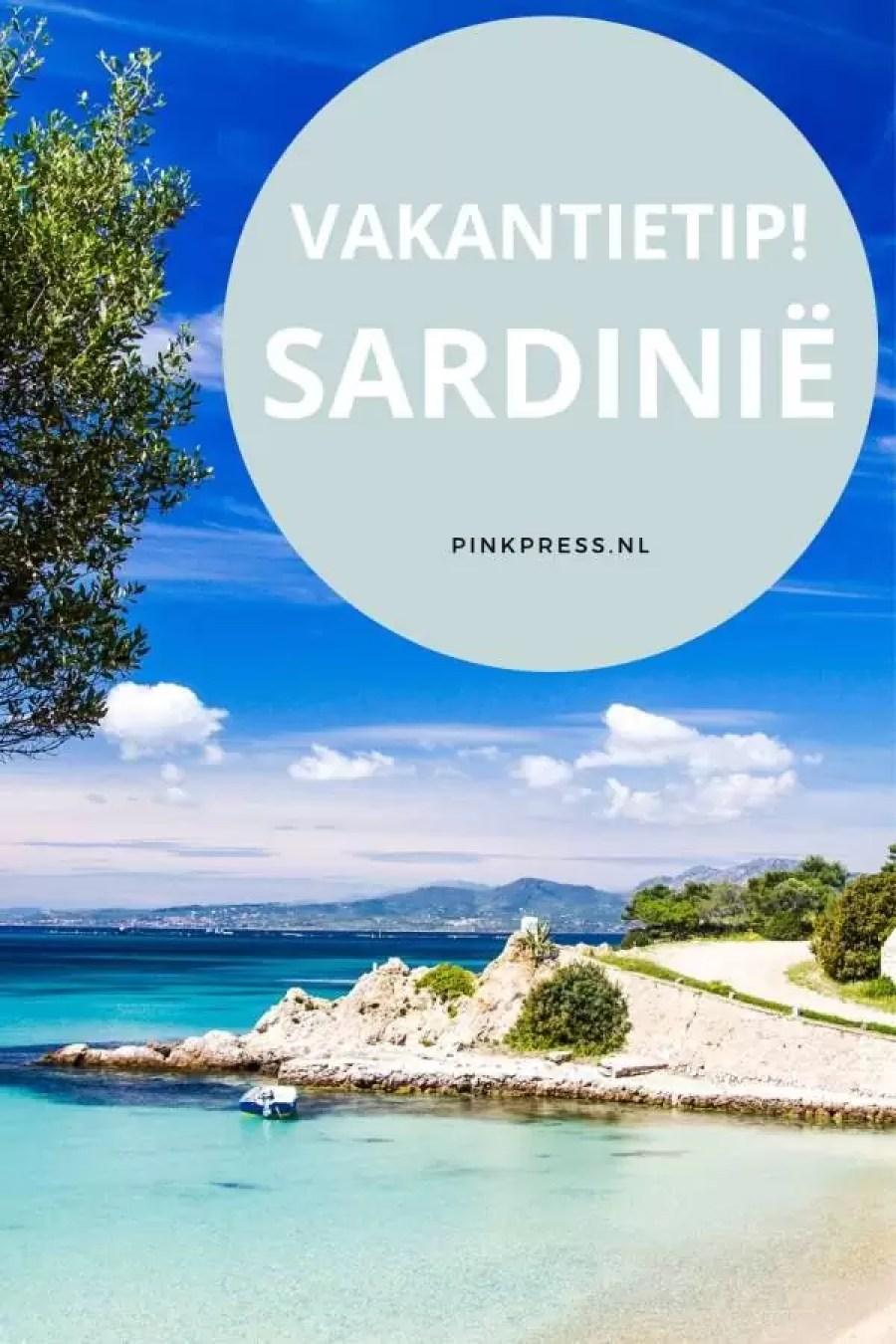 vakantietip sardinie