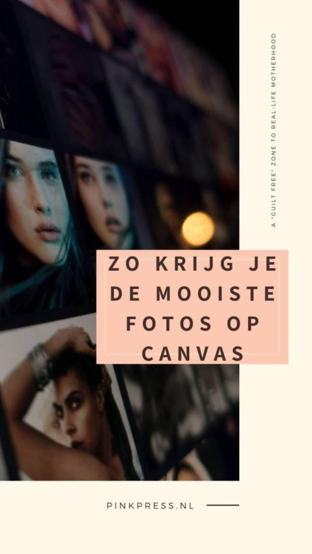 fotos op canvas - Waar moet je op letten bij de aanschaf van een fotoopcanvas?