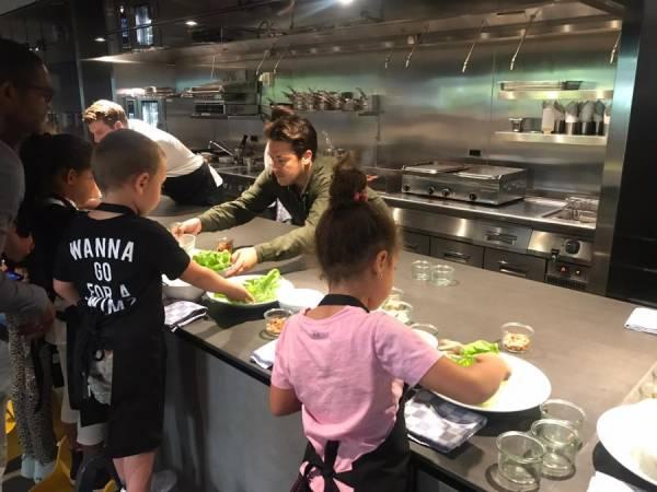 Aan Tafel bij Carstens Brasserie | Met kinderen!