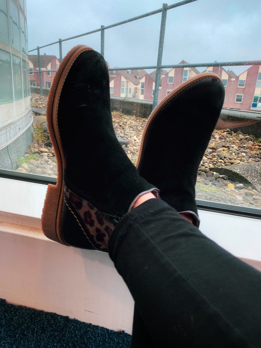schoenen2 - Wanneer comfort geen plaats hoeft te maken voor fashion