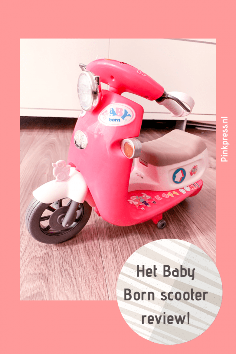 baby born scooter