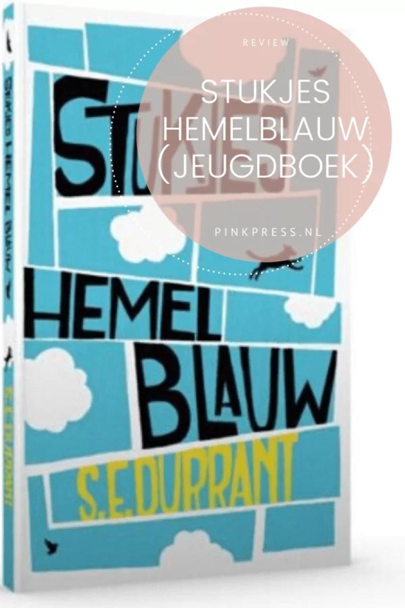 stukjes hemelblauw kinderboek