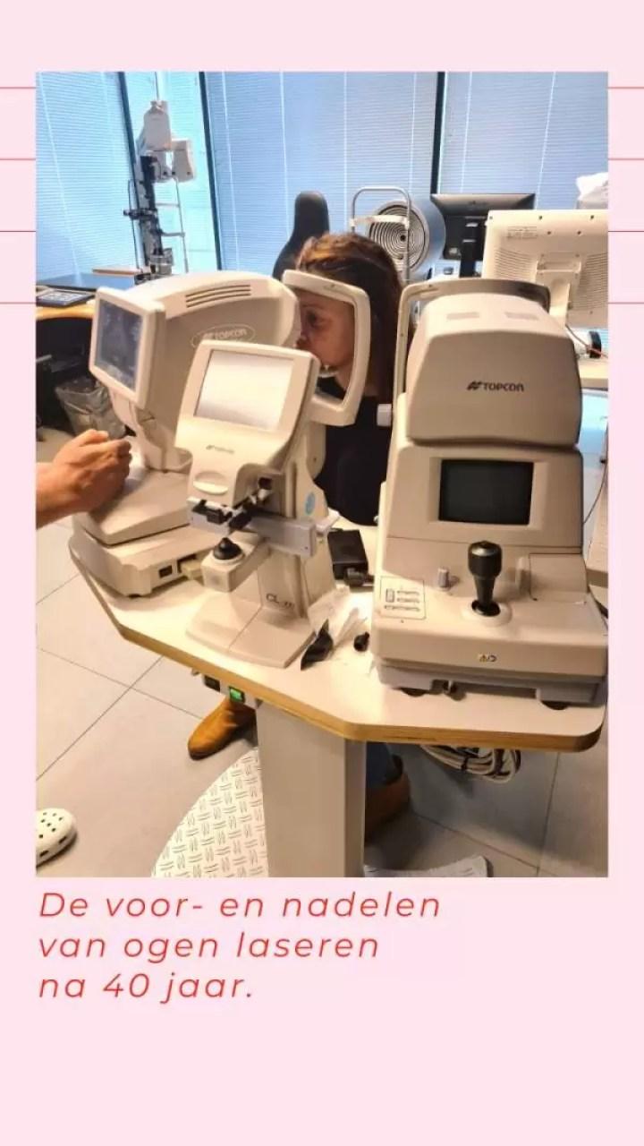 de voor- en nadelen van ogen laseren