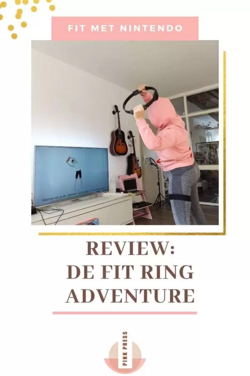 Review: de Fit Ring Adventure
