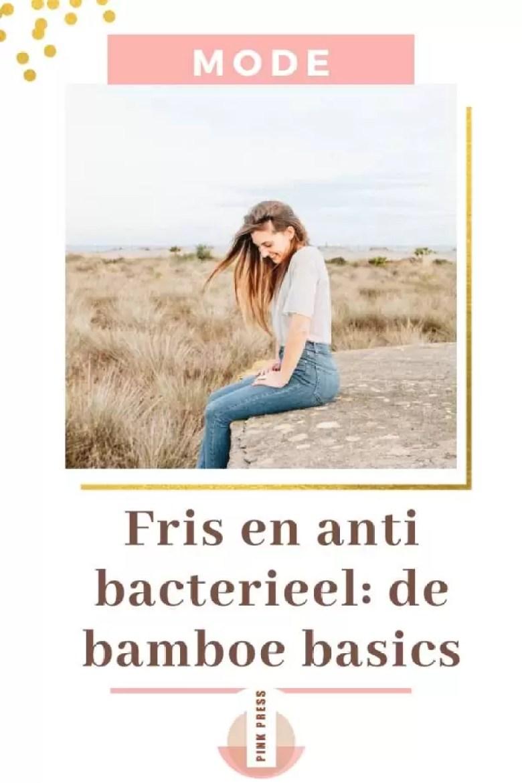 Fris en antibacterieel - de bamboe basics