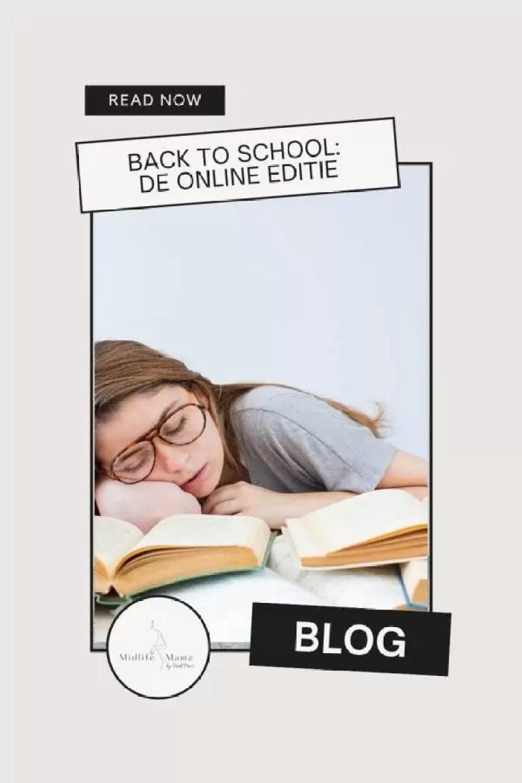 Back to school: de leren op afstand editie