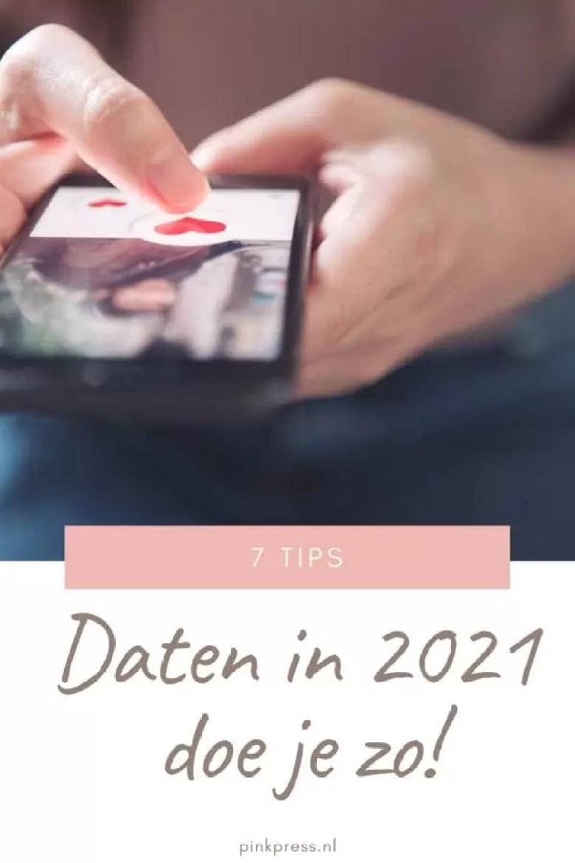 Daten in 2021: de beste 7 tips