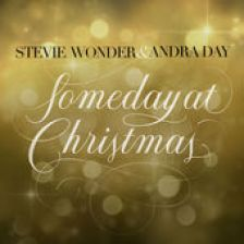 Some Day at Christmas by Stevie Wonder featuring Andra Day