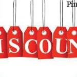 Online shopping at discounts!!