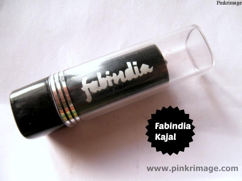 Fabindia kajal-Review & Swatches