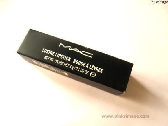 MAC see sheer lipstick- Review, Swatches and FOTD