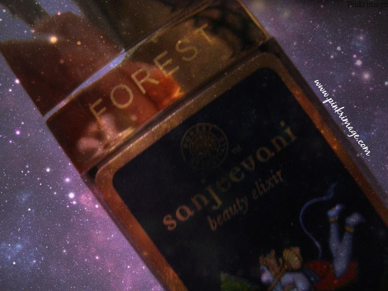Forest Essentials Sanjeevani Beauty Elixir- Review