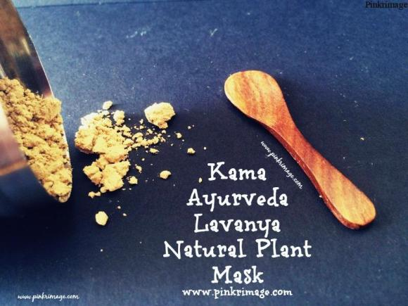 Kama Ayurveda Lavanya Natural Plant Mask – Review