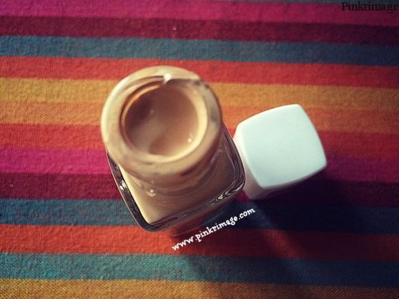 Revlon Nearly Naked Foundation shades