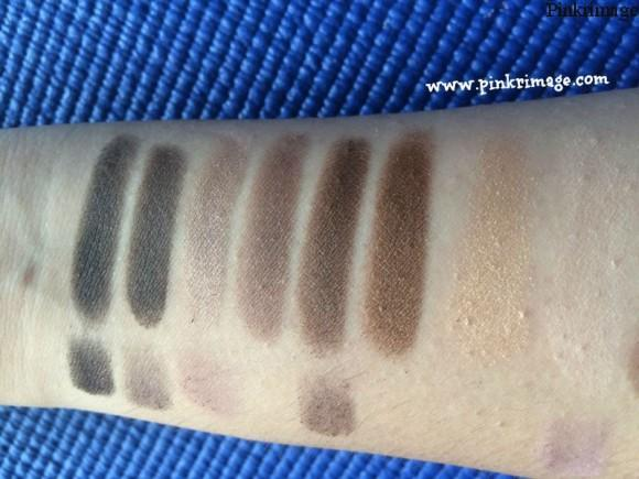 maybelline nudes eyeshadow pallette india