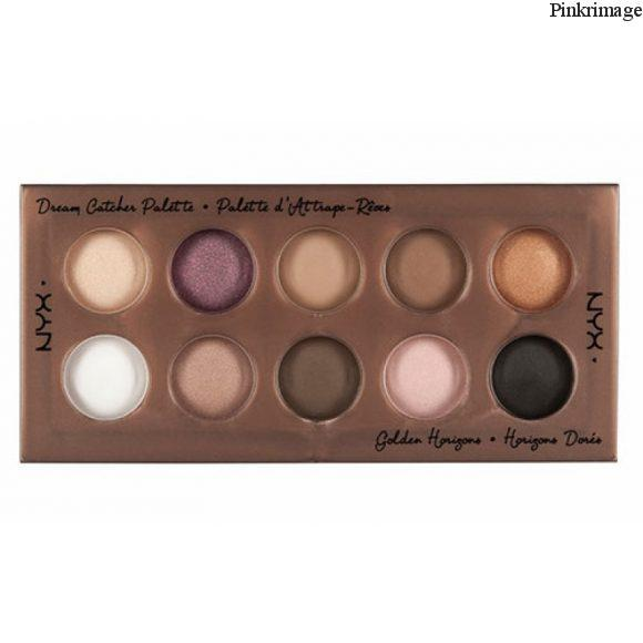 affordable eyeshadow palettes available in India
