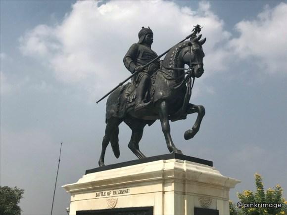 maharana pratap memorial udaipur
