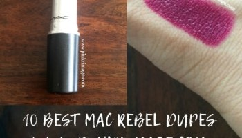 The Ultimate MAC Dupe List: All MAC Lipstick Dupes in Indian