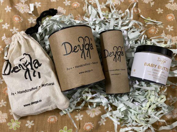 Brand Review : Deyga Naturals