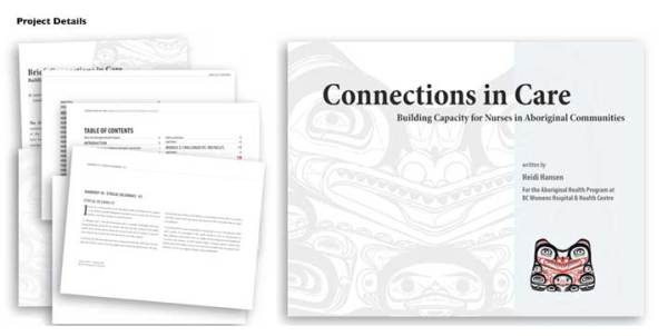 Connections in care report, for Aboriginal Health Program