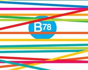 B78 design and brand identity