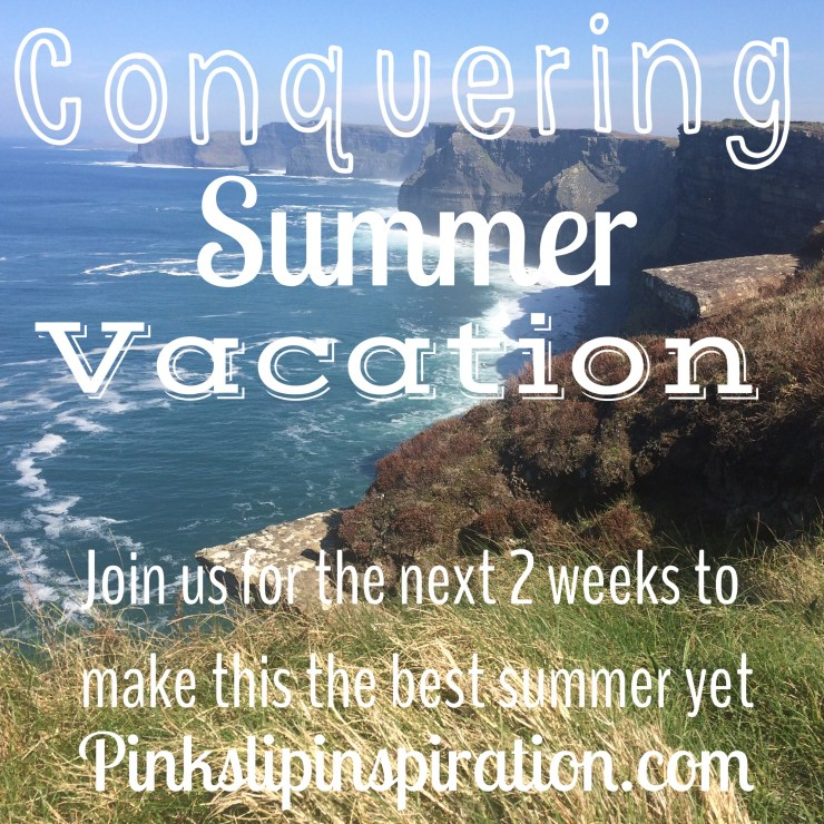conquering summer vacation photo cover