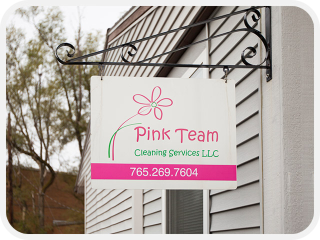 Pink Team Cleaning Services, LLC