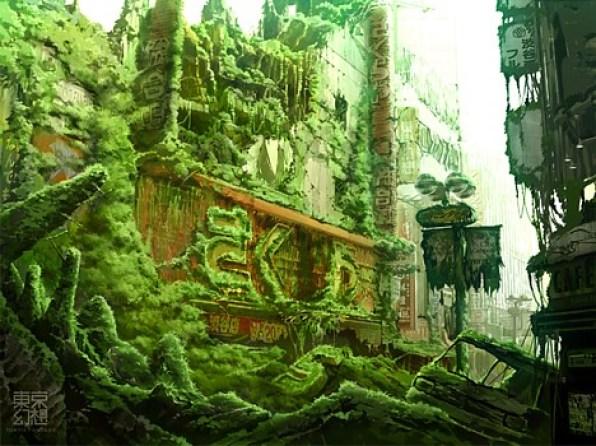 Токийская фантазия: постапокалиптическая Токио - 5