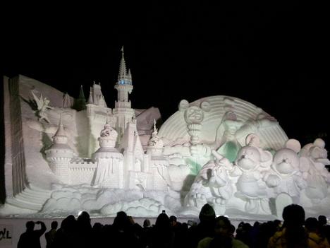 Sapporo Snow Festival 2009 --