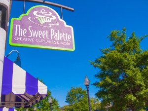 Sweet Palette Sign