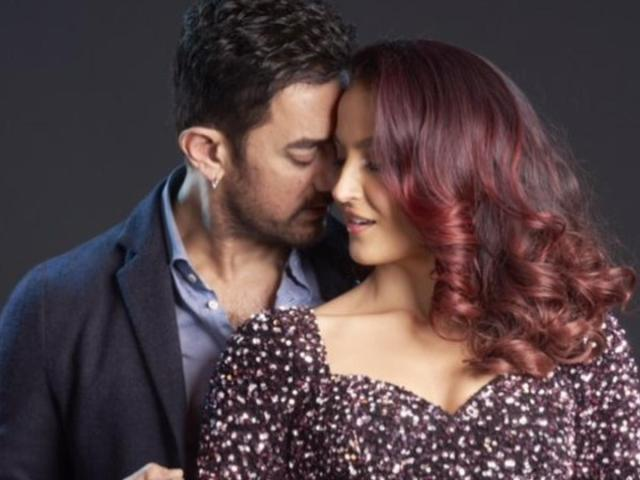 Aamir Khan and Elli AvrRam's FIRST look from groovy dance number for Koi  Jaane Na released   PINKVILLA