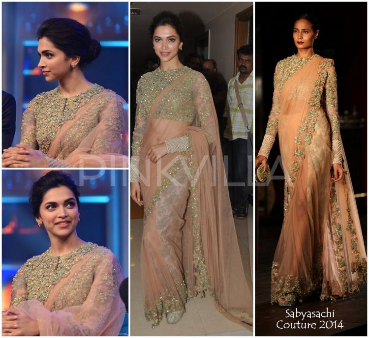 Yay Or Nay Deepika Padukone In Sabyasachi PINKVILLA