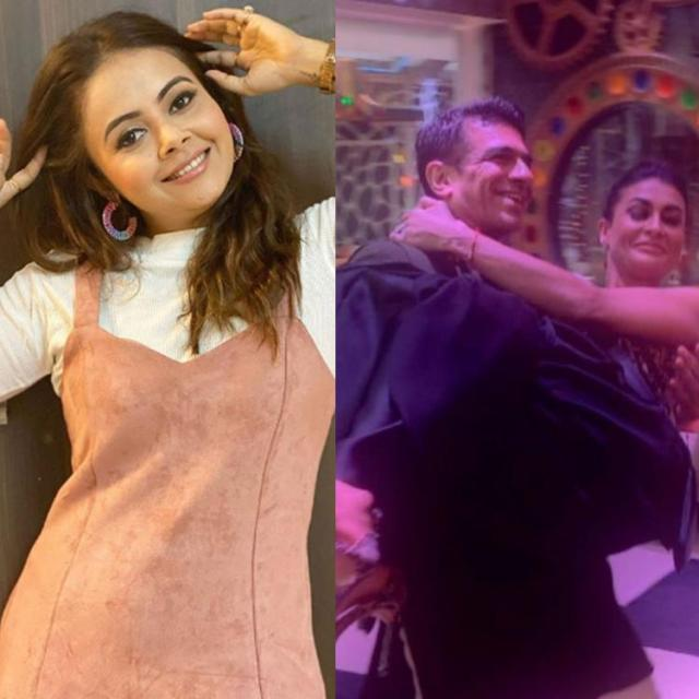 Bigg Boss 14: Devoleena Bhattacharjee calls Eijaz Khan, Pavitra Punia's romantic chemistry 'fake'