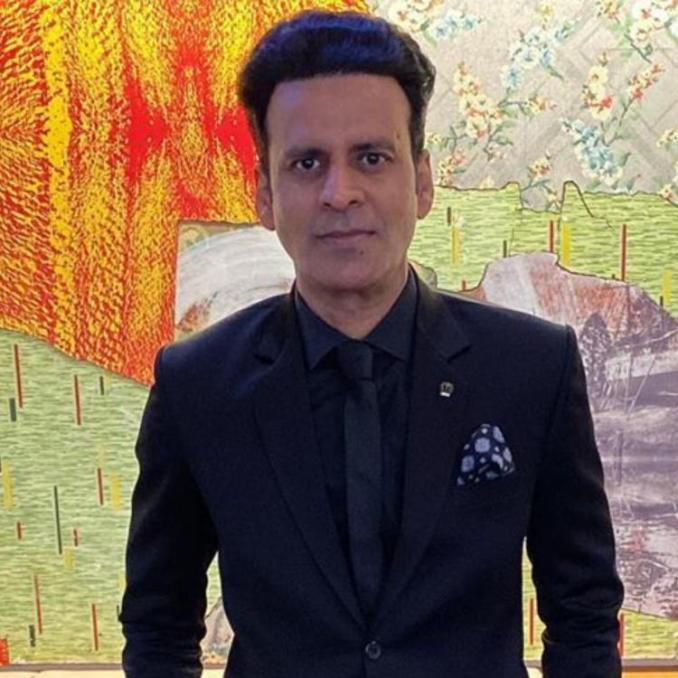 Manoj Bajpayee looks dapper suited up.