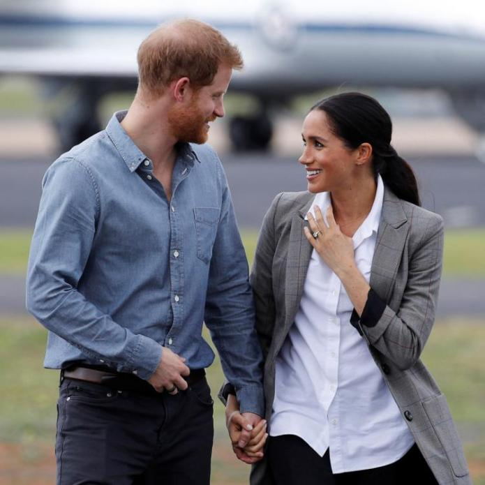 entertainment Meghan Markle & Prince Harry SHUT claims of reality show debut