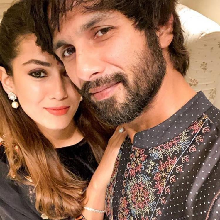 Are Mira Rajput & Shahid Kapoor expecting 3rd child? Former has an EPIC reply to fan quizzing about pregnancy