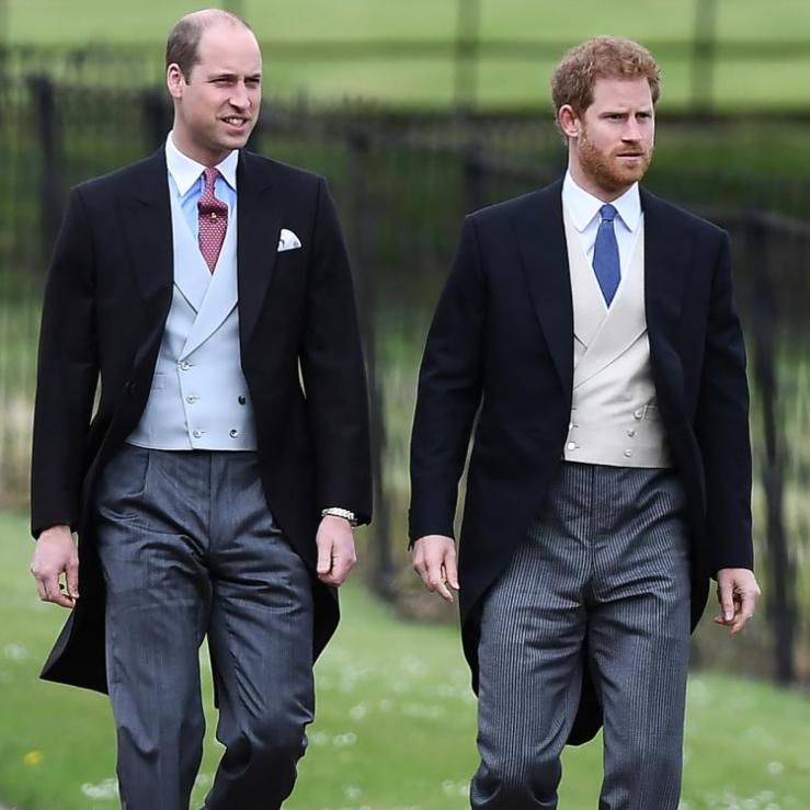 Prince William and Prince Harry are currently at odds with each other