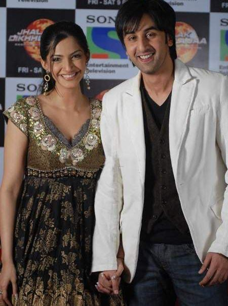 Image result for ranbir and sonam young