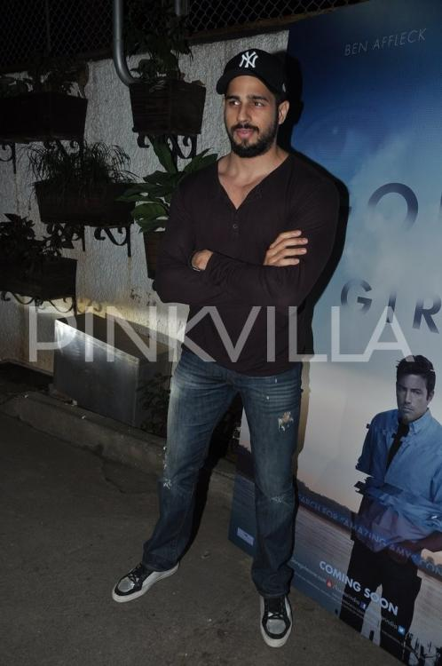 Sidharth Arjun And Other Celebs Catch A Screening Of