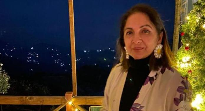 Neena Gupta on her role in Zee 5's Dial 100: Realised it's not an all black  role, but one that has many shades   PINKVILLA