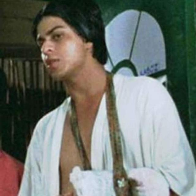 Shah Rukh Khan in In Which Annie Gives It Those Ones (1989)